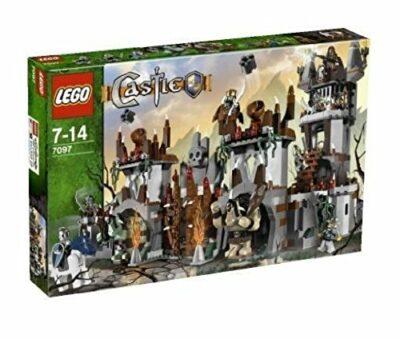 LEGO Castle 7097 - Bergfestung der Trolle