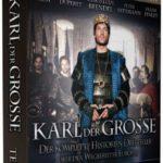 DVD: Karl der Große - Der komplette Historien-Dreiteiler