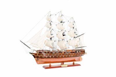 "Modell: Historisches Schiffsmodell ""Napoleon"""