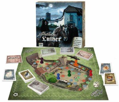 Brettspiel: Abenteuer Luther