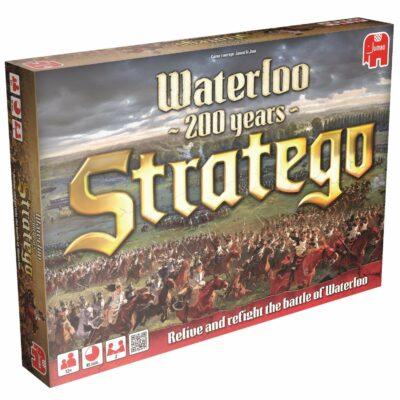 Brettspiel: Waterloo