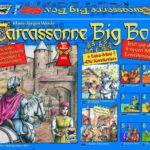 Brettspiel: Carcassonne Big Box