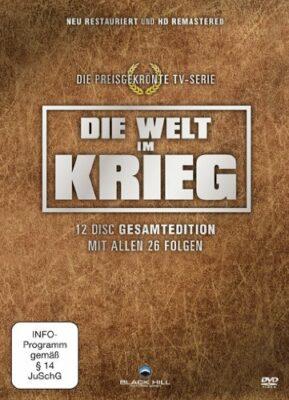 DVD: Die Welt im Krieg