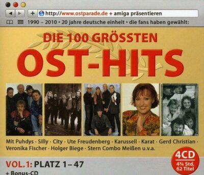CD: Die Ultimative Ostparade-Top 100 Folge 1