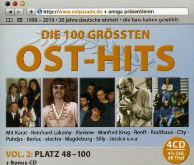 CD: Die Ultimative Ostparade-Top 100 Folge 2