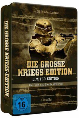 DVD: Die große Kriegs Edition