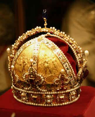 Krone des Kaisertums Österreich (Autor: Peter Gerstbach