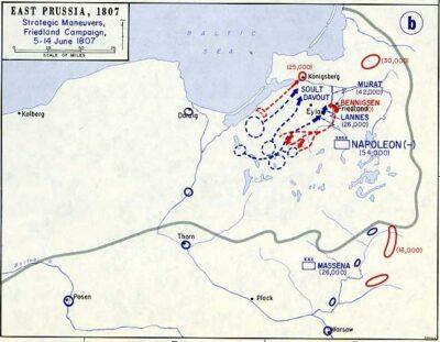 Schlacht bei Friedland