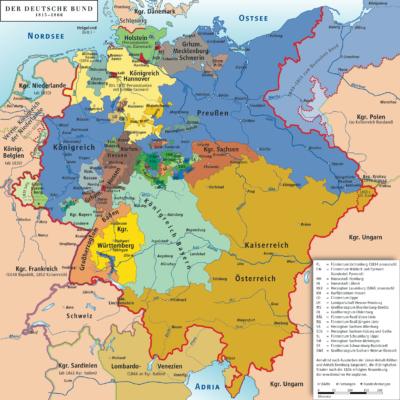Deutscher Bund 1815-1866 (Wikipedia:  ziegelbrenner)