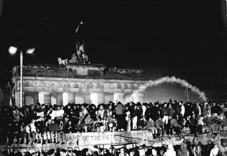 Silvesterparty am Brandenburger Tor