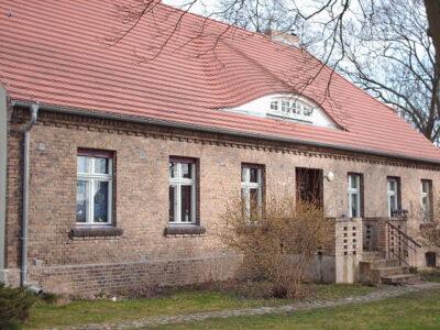 Gründungsgebäude in Schwante
