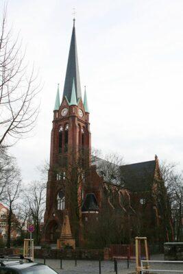 Erlöserkirche in Berlin
