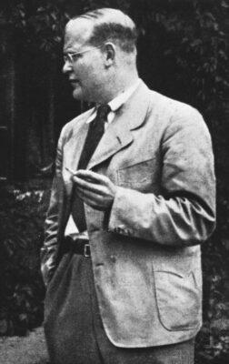 Dietrich Bonhoeffer im August 1939