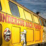 Panikrocker Udo Lindenberg und seine Konzerte vor seinen Fans in der DDR.