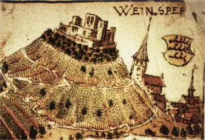 16.04.1525: Bauern stürmen Weinsberg.