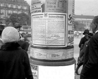 20.07.1932: Preußenschlag