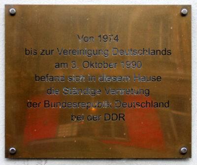 21.07.1989: Versuchte Stürmung der Ständigen Vertretung in Ost-Berlin