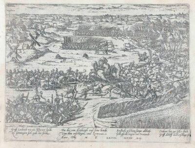 23.05.1568: Schlacht von Heiligerlee