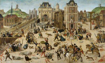 24.08.1572: Bartholomäusnacht