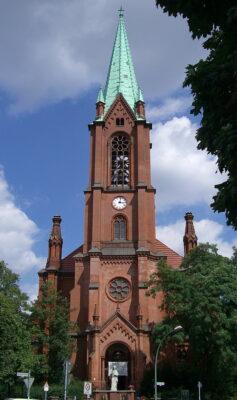 Berlin: Gethsemanekirche
