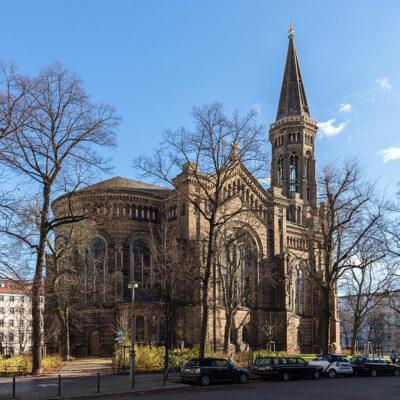 Berlin: Zionskirche
