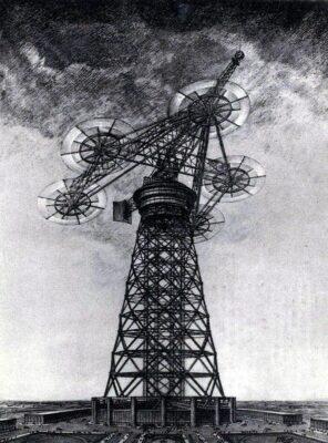 Der Traum vom Reichskraftturm