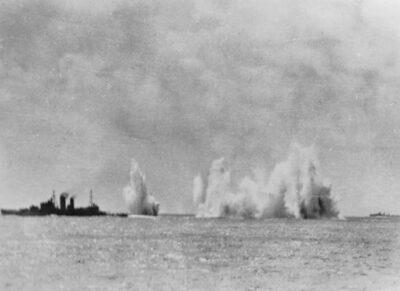Die Schlacht in der Javasee trieb Holland zur Verzweiflungstat