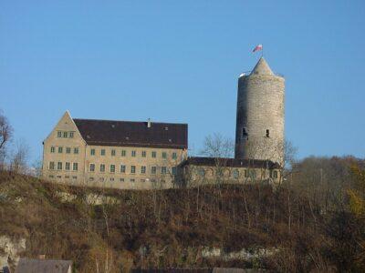 Dornburg-Camburg: Burg Camburg