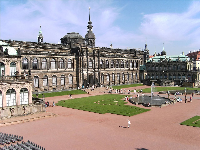 Dresden: Gemäldegalerie Alter Meister