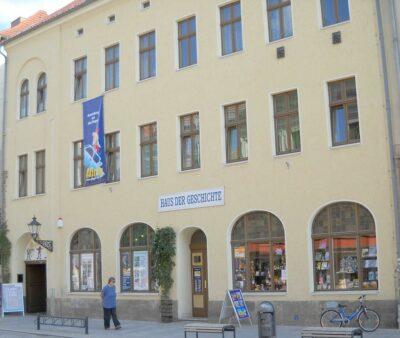Lutherstadt Wittenberg: Haus der Geschichte