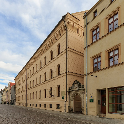 Lutherstadt Wittenberg: Universität