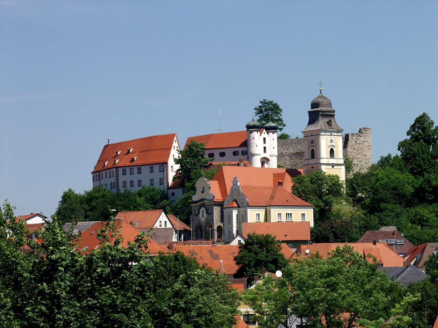 Parsberg: Burg Parsberg