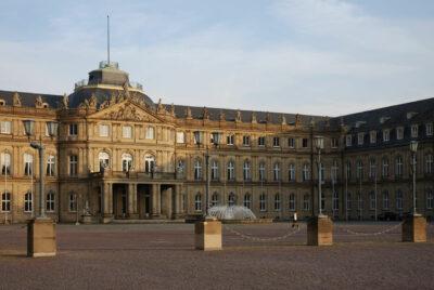 Stuttgart: Neues Schloss