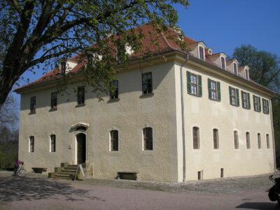 Weimar: Schloss und Park Tiefurt