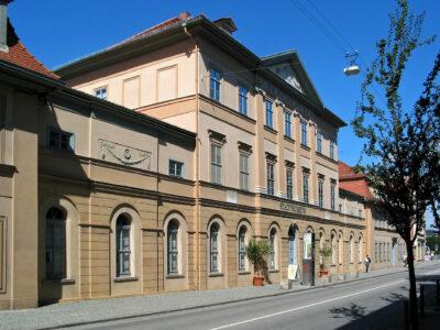 Weimar: Stadtmuseum