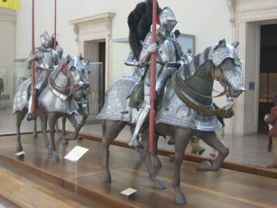 Mit diesen Waffen brachen Bürger die Herrschaft der Ritter