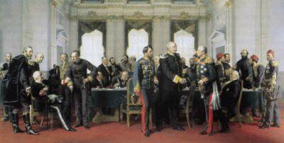 Bismarcks Dogge biss sich in die Weltgeschichte