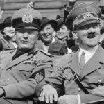Als Hitler Mussolini auf dem Obersalzberg empfing
