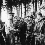 Die Geschichte der NVA, der Armee der DDR.