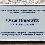 """""""Das Fanal von Zeitz"""": Die Selbstverbrennung von Oskar Brüsewitz"""
